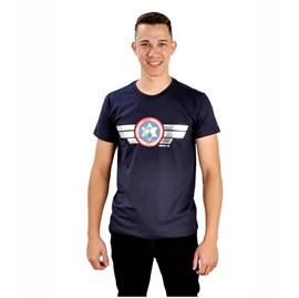 Camiseta Estrela de Davi Nova | Azul | Pecado Zero | GG