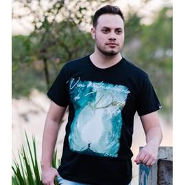 Camiseta Extraordinário | Preta | Pecado Zero