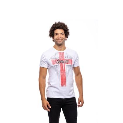 Camiseta Graça | Branca | Pecado Zero | GG
