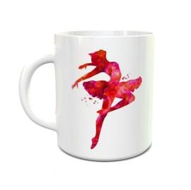 Caneca Personalizada Bailarina