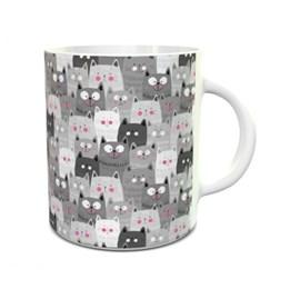 Caneca Personalizada Gatos | Cat
