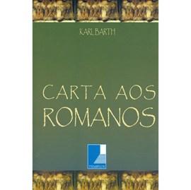 Carta aos Romanos   Karl Barth