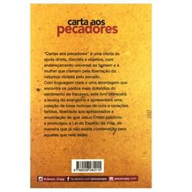Cartas aos Pecadores | Saulo D. Lopes & Douglas Gonçalves