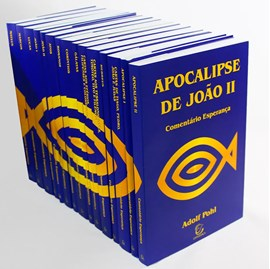 Coleção Comentários Esperança   Novo Testamento   Brochura