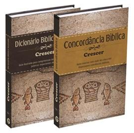 Coleção Crescer | Dicionário e Concordância