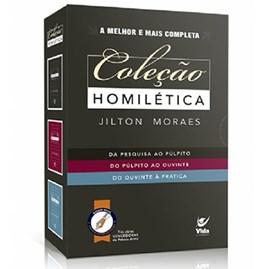 Coleção Homilética | Jilton Moraes