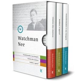 Coleção Watchman Nee   3 Volumes