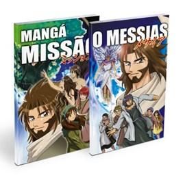 Combo | Mangá Messias e Missão