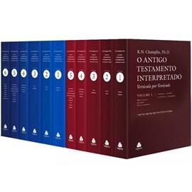 Comentário Bíblico Antigo e Novo Testamento Interpretado | 11 Vols - Russel N. Champlin