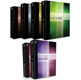 Comentário Bíblico Matthew Henry | Obra Completa 6 volumes