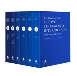 Comentário Bíblico | Novo Testamento Interpretado | 6 Vol. | Russel N. Champlin