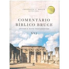 Comentário Bíblico NVI | F.F. Bruce