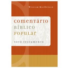 Comentário Bíblico Popular | Novo Testamento | William MacDonald
