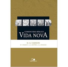Comentário Bíblico Vida Nova | D. A. Carson