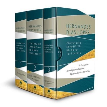 Comentário Expositivo do Novo Testamento | Hernandes Dias Lopes