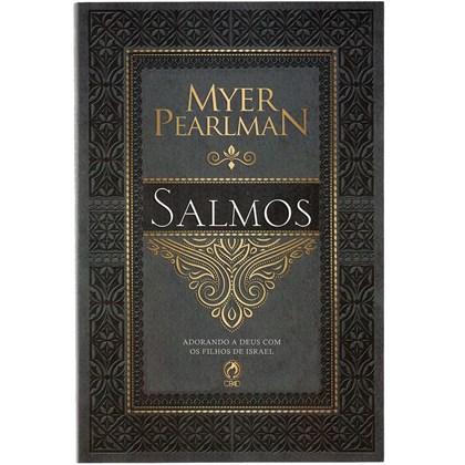 Comentários Bíblicos de Salmos   Myer Pearlman