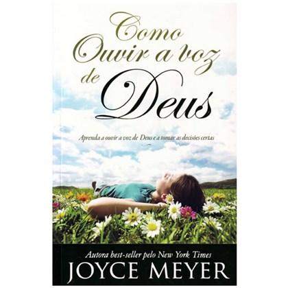Como Ouvir a Voz de Deus | Joyce Meyer
