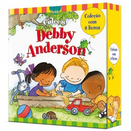 Conhecendo a Deus   Debby Anderson   Box com 6 livros