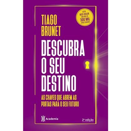 Descubra o Seu Destino   Tiago Brunet