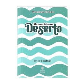 Devocional de Bolso Mananciais no Deserto | Lettie Cowman | Azul