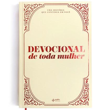 Devocional de Toda Mulher | Capa Dura Luxo