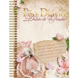 Devocional Diário de Oração Perfume 2021 | Capa Dura Espiral