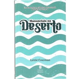 Devocional Mananciais no Deserto   Lettie Cowman   Azul