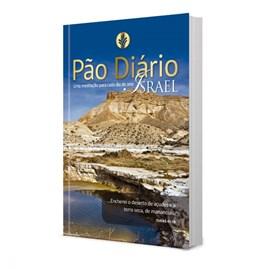 Devocional Pão Diário vol 24 | Capa Israel