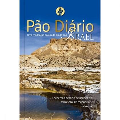 Devocional Pão Diário vol 24   Capa Israel