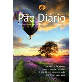 Devocional Pão Diário Vol. 25 | Balão