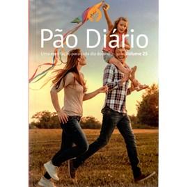 Devocional Pão Diário Vol. 25 | Família