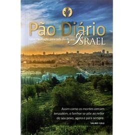 Devocional Pão Diário Vol. 25 | Israel