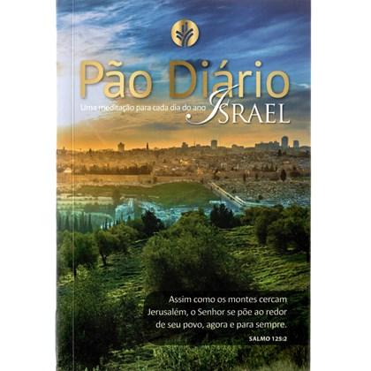 Devocional Pão Diário Vol. 25   Israel