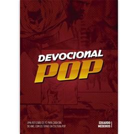 Devocional Pop | Eduardo Medeiros | Capa Dura Vermelho