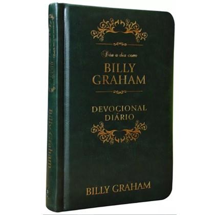 Dia a dia com Billy Graham | Devocional Luxo