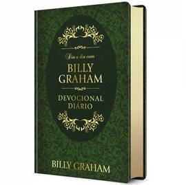 Dia a dia com Billy Graham | Devovional Diário | Capa Dura