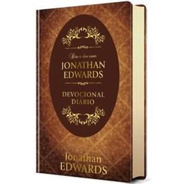 Dia a dia com Jonathan Edwards | Devocional | Capa Dura