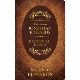 Dia a dia com Jonathan Edwards   Devocional   Capa Dura
