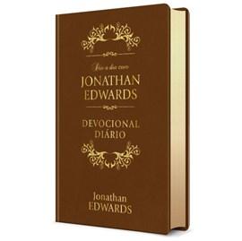 Dia A Dia Com Jonathan Edwards | Devocional Diário | Versão Luxo