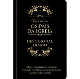Dia a Dia com os Pais da Igreja | Capa Luxo Couro