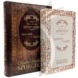 Dia a Dia com Spurgeon - Manhã e Noite | C. H. Spurgeon | Tecido | Presente