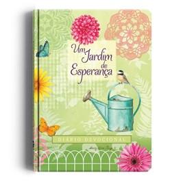 Diário Devocional Um Jardim de Esperança | Sandy Lynam Clough | Capa Dura