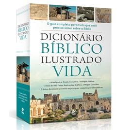 Dicionário Bíblico Ilustrado Vida | Trent C. Butler