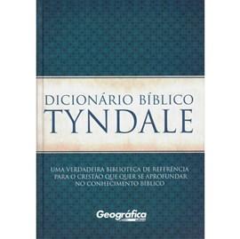Dicionário Bíblico Tyndale | Capa Dura