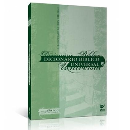 Dicionário Bíblico Universal | A. R. Buckland