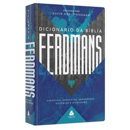 Dicionário da Bíblia Eerdmans | David Noel Freedman