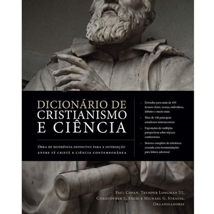 Dicionário de Cristianismo e Ciência | Thomas Nelson