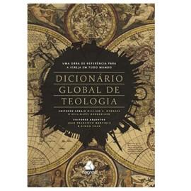 Dicionário Global de Teologia | William A. Dyrness