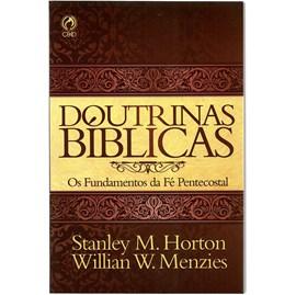 Doutrinas Bíblicas | Stanley M. Horton e Willian W. Menzies