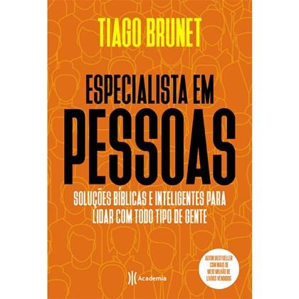 Especialista em Pessoas | Tiago Brunet